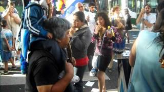 Sicuris en el reclamo por las Comunas en CGP 7