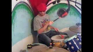 Tech N9ne LIKE YEAH Awesome Drum Cover