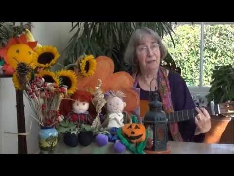 My faithful Johnny - a gentle song for Halloween