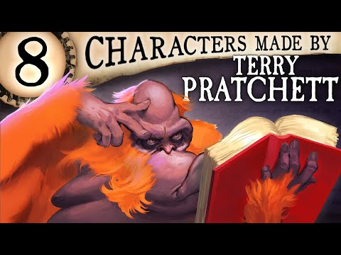8 Clever Characters From Discworld And Good Omens — Terry Pratchett Series
