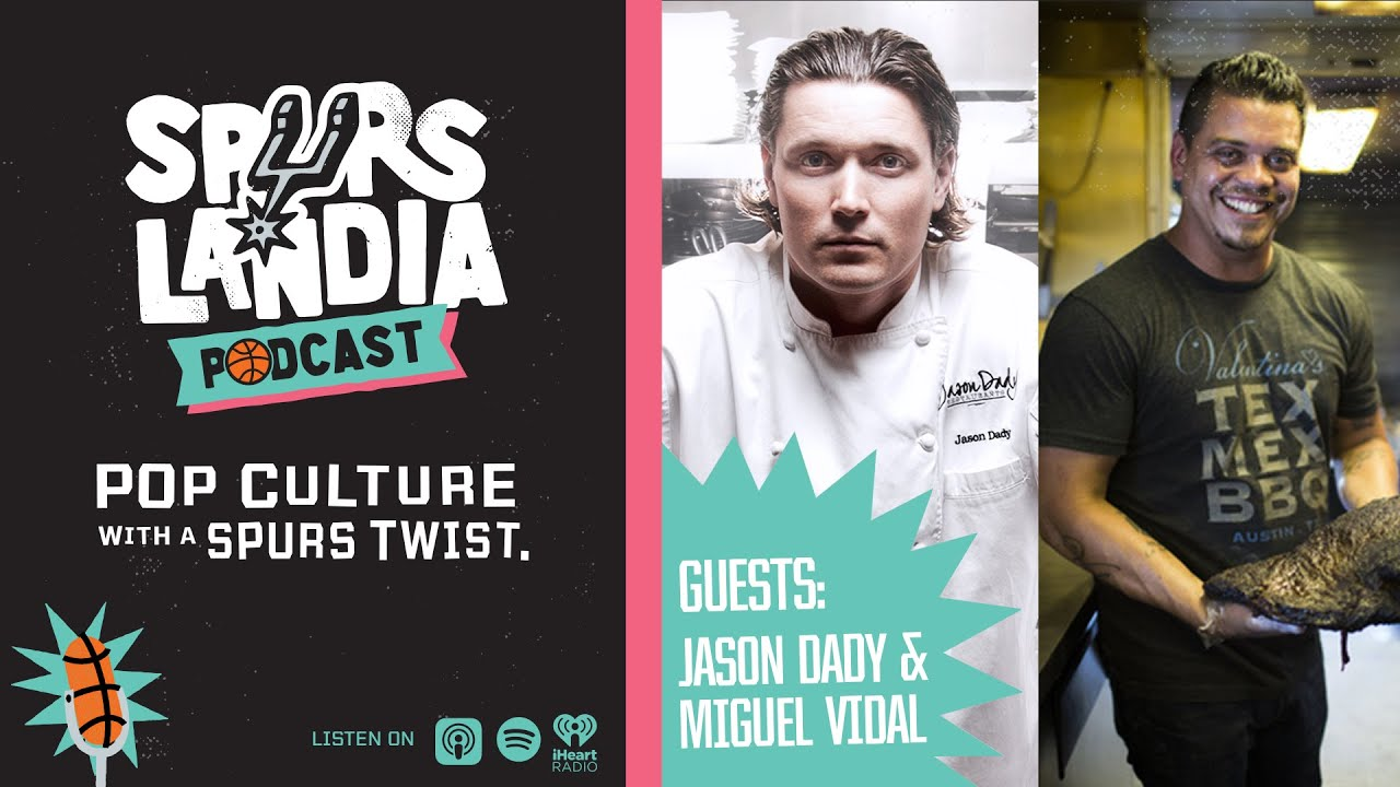 Spurslandia Episode 17: South Texas Food Masters with Jason Dady and Miguel Vidal
