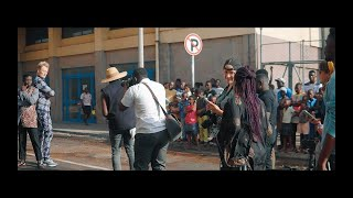 Behind The Behind The Scenes: Part 6  Conan in Ghana - For Love: Kuami Eugene ft CONAN & Music video