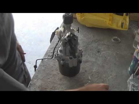 Видео Мойка высокого давления штиль