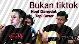 Kopi dangdut Fahmi shahab   cover gitar