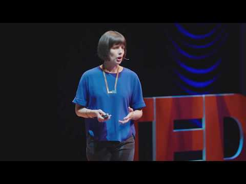 When Healthy Meets City | Marianne LeFever | TEDxStMaryCSSchool