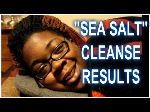 sea salt cleanse weight loss work