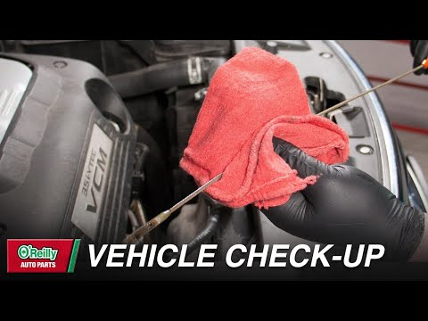 How To: Perform a Vehicle Check-Up
