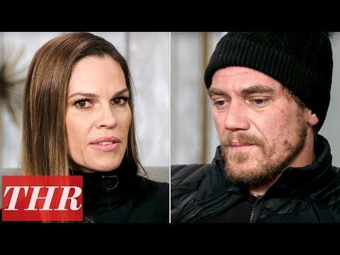 Hilary Swank & Michael Shannon: OnScreen Siblings Inspired by True Loss  Sundance 2018