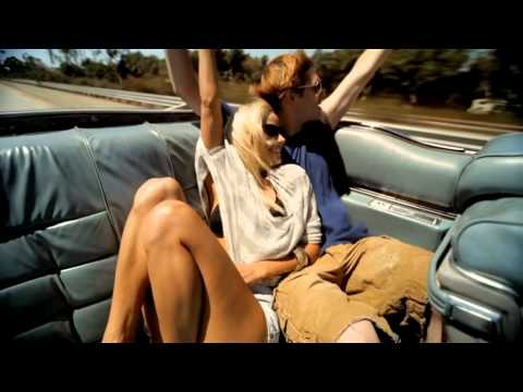 Tim Berg - Seek Romance (clip officiel)