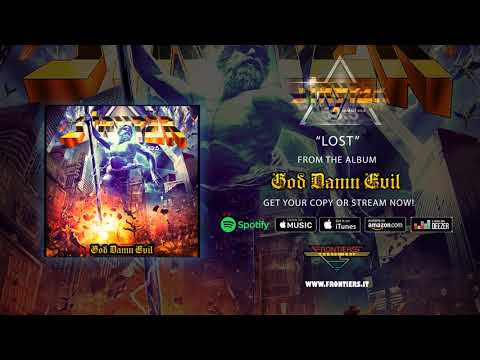 "Stryper - ""Lost"" (Official Audio)"