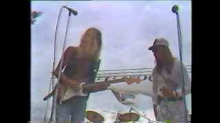 Pat Ramsey Crosscut Saw - Too Many Drivers 1982 video