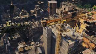 UNCHARTED 2: Among Thieves™: The Highrise Multiplayer Map