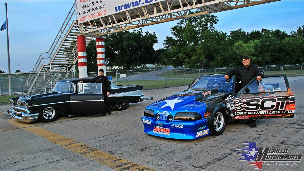 Insane Twin Turbo Big Blocks Jeff Lutz S Evil Twin Mike