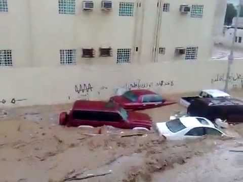 Flood in Jeddah, Saudi Arabia 25 November 2009 (2)