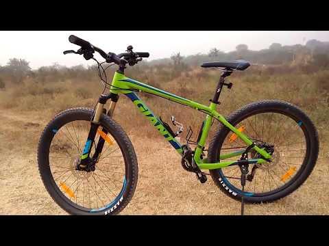 Giant Talon 1   Mountain Bike   Review   MTB Under 70000