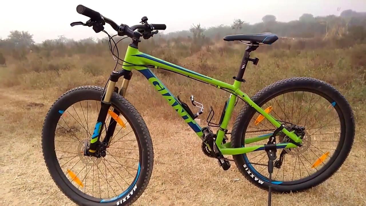 Mountain Bike Reviews >> Giant Talon 1 Mountain Bike Review Mtb Under 70000 Youtube