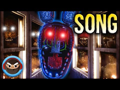 """JOY OF CREATION STORY MODE SONG """"Don't Let Them See You"""" TryHardNinja & Bonecage"""