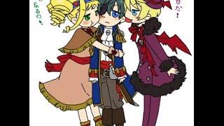 Alois x Ciel x Lizzy- Pacify her