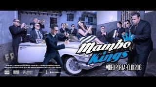 MAMBO KINGS ORQUESTA - Portafolio 2016