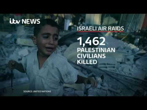 Israel and Palestinians may have both committed war crimes