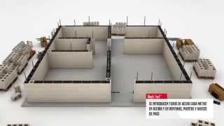 BLOCK FAST - Sistema de construcción en seco