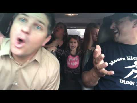 Ault Car Rider Karaoke - School Board Edition