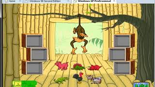 Reader Rabbit Preschool - Part 13: Shape Shack (Ticket 3)