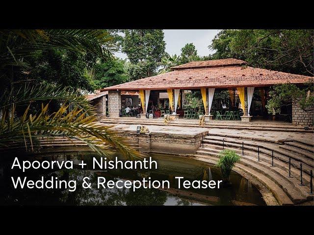 Apoorva + Nishanth [Candid Film Teaser]