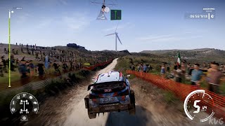 WRC 9 FIA World Rally Championship - Vodafone Rally de Portugal - Gameplay (PC HD) [1080p60FPS]