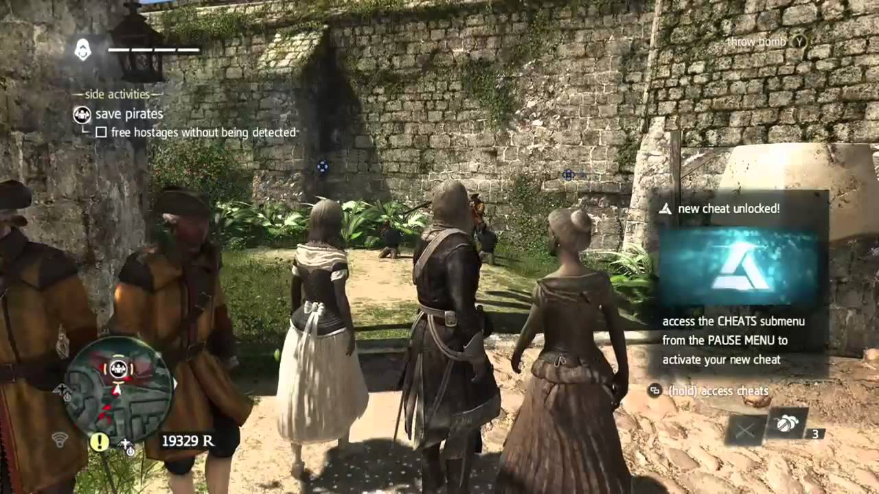 AC:black flag - prostitute is the oldest profession - YouTube