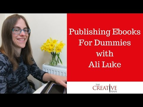 Publishing Ebooks For Dummies With Ali Luke