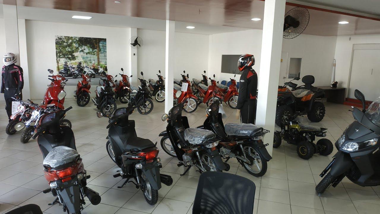 Dafra Citycom 300i | Maxsym 400i | Shineray Jet | Quadriciclo CF Moto [Mega Motos]
