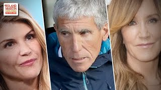 50 People Charged In A Massive College Admissions Bribery Scandal