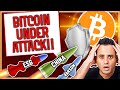 HOW BITCOIN IS CONQUERING THE BIGGEST ATTACK IT HAS EVER FACED!