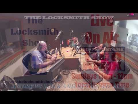THE LOCKSMITH SHOW 7 3 2016