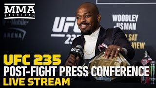 Live Stream: UFC 235 Post-Fight Press Conference - MMA Fighting