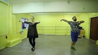 Учимся танцевать лезгинку!