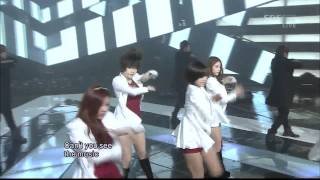 T-ara-crycry(티아라-크라이크라이) @SBS Inkigayo 인기가요 201212104