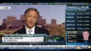 Tennessee Gov. Bill Haslam on CNBC