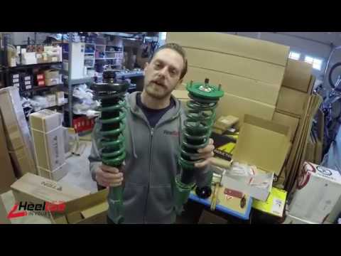 What you need to know about Tein's SAZ vs Flex Z Coilover Kits (Honda/Acura especially)