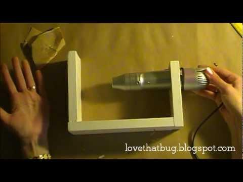 DIY Embossing Gun Holder.wmv
