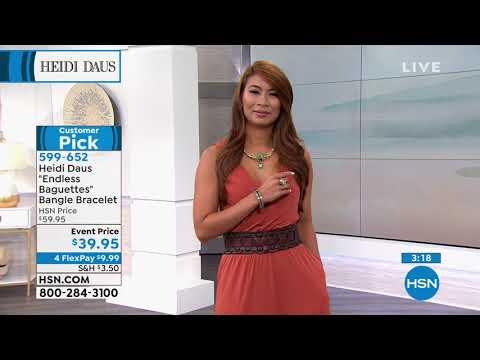 Heidi Daus . http://bit.ly/2LaaMmy