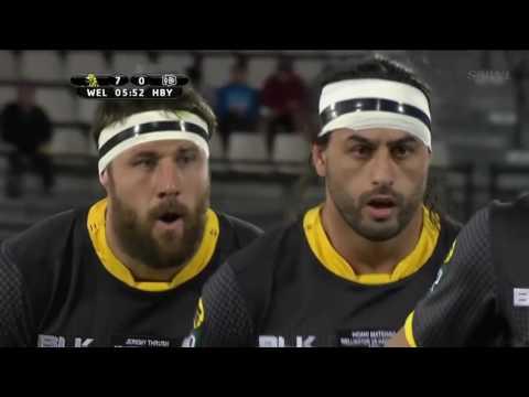 New Zealand ITM Cup 2015  Final   Hawkes Bay vs Wellington 23 10 2015 1