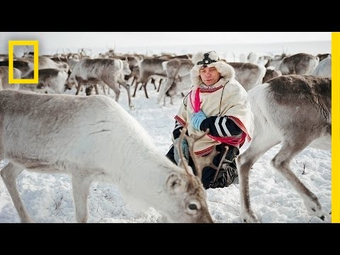 Erika Larsen: The Reindeer People | Nat Geo Live