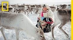 Erika Larsen: The Reindeer People   Nat Geo Live