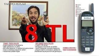 1 Kezban 1 Mahmut - BatiBodi Beyinsiz Telefon (Tanıtıcı Reklam) | Delivizyon