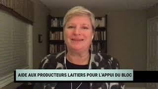 Énoncé économique à Ottawa - Geneviève Tellier et Daniel Béland