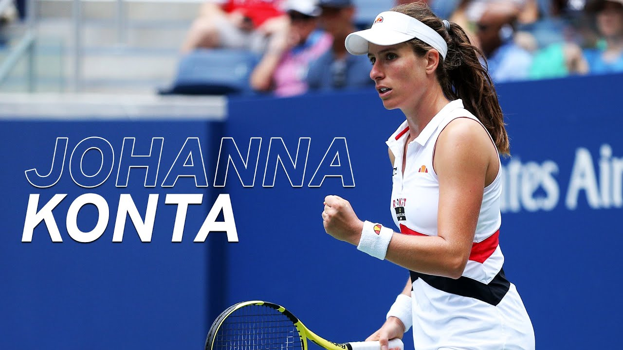 US Open 2019 In Review: Johanna Konta