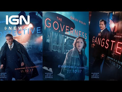 murder-on-the-orient-express:-fox-releases-new-posters---ign-news