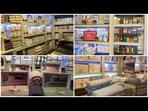 Турция 2019. Постельное белье в магазине MADAME COCO. Часть 1.